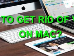 HOW TO GET RID OF VIRUS ON MAC